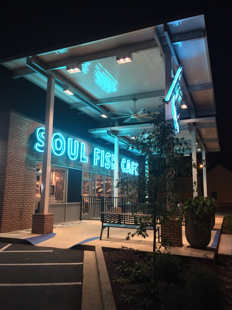 October 31 2016 soul fish cafe memphis tn yelp for Soul fish cafe