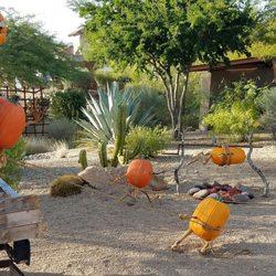 Enchanted Pumpkin Garden 128 Photos 11 Reviews Local Flavor 101 Easy St Carefree Az