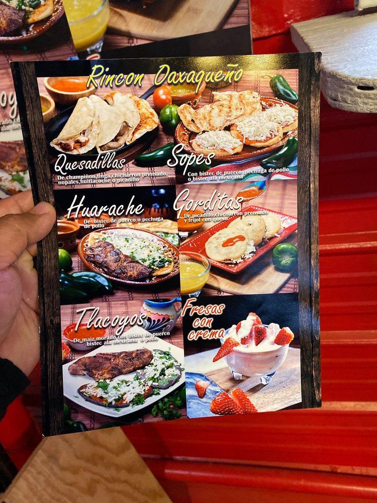 Rincon Oaxaqueno: 2120 Sanders Ave, Laredo, TX