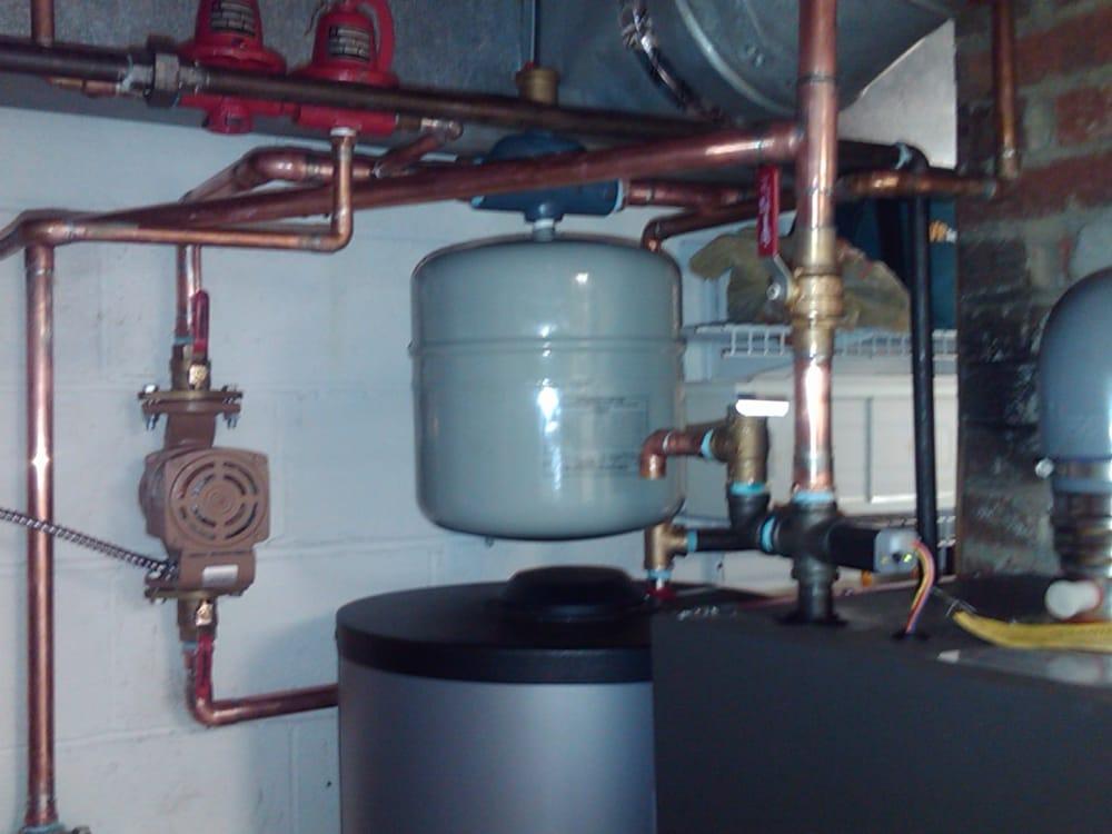 Crown Bimini Wall Hung 95 Boiler With Indirect Water