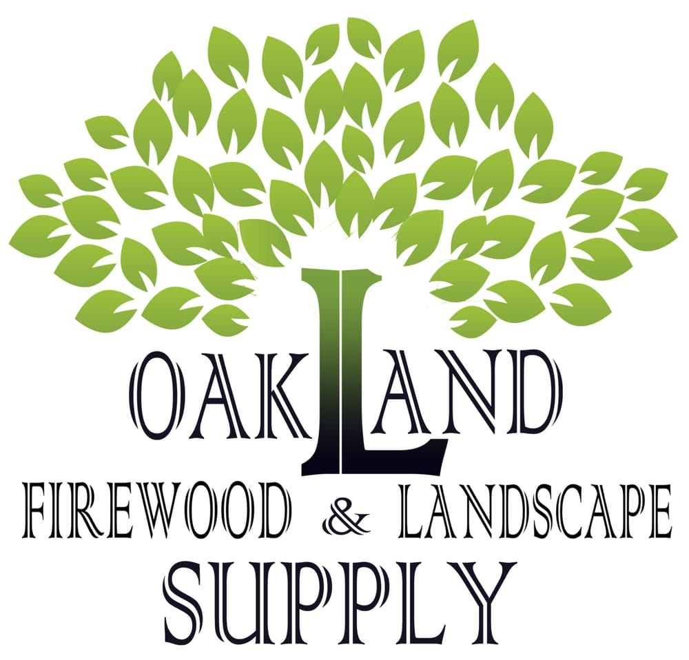 Photo of Bee Green Recycling & Supply - Oakland, CA, United States. old - Old Logo, Old Dba Name Oakland Firewood & Landscape Supply Logo