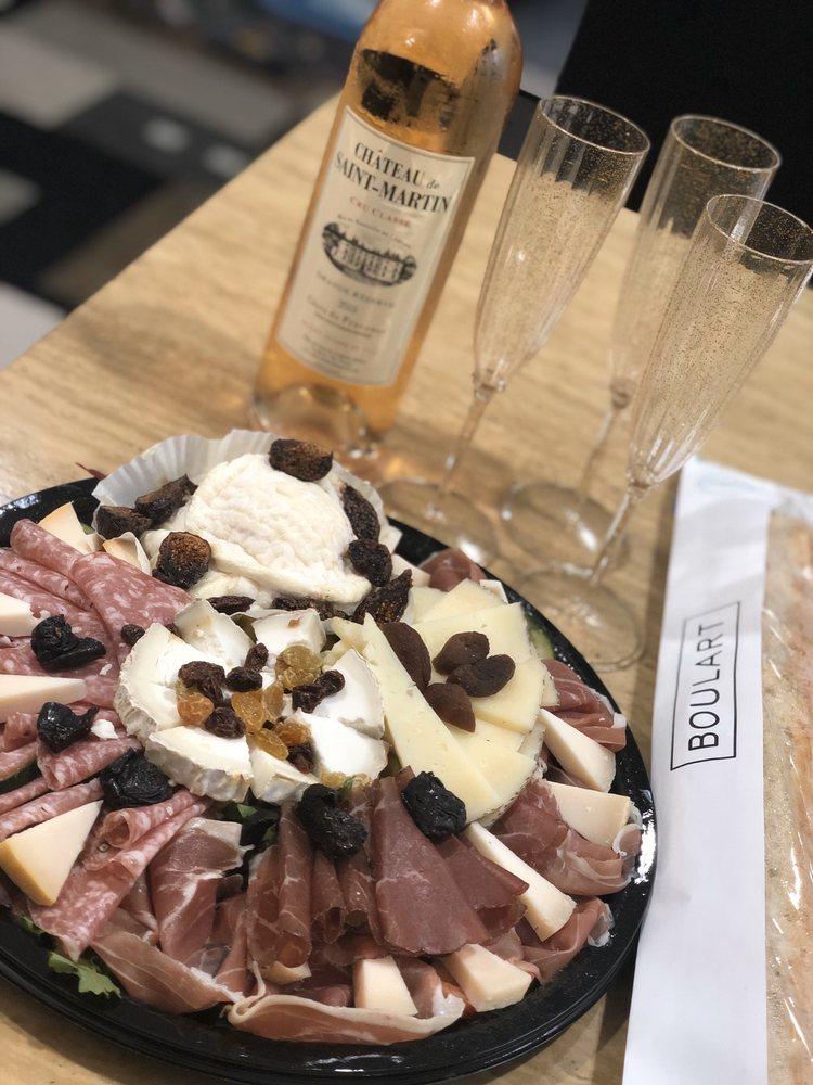 San Francisco Wine & Cheese