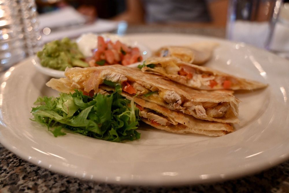 Food from Busboys and Poets - Shirlington