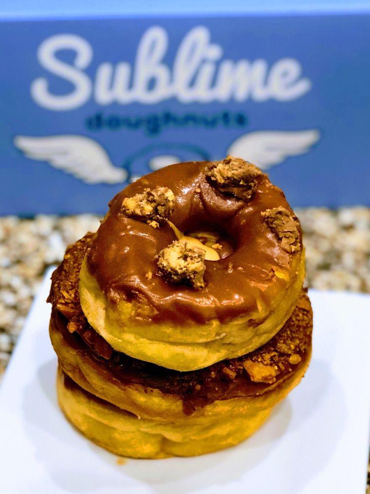 Sublime Doughnuts: 2566 Briarcliff Rd NE, Atlanta, GA