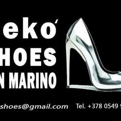 Santa Marino Di Negozi Shoes 12 Croce San Scarpe Contrada Deko RCHpnwqR