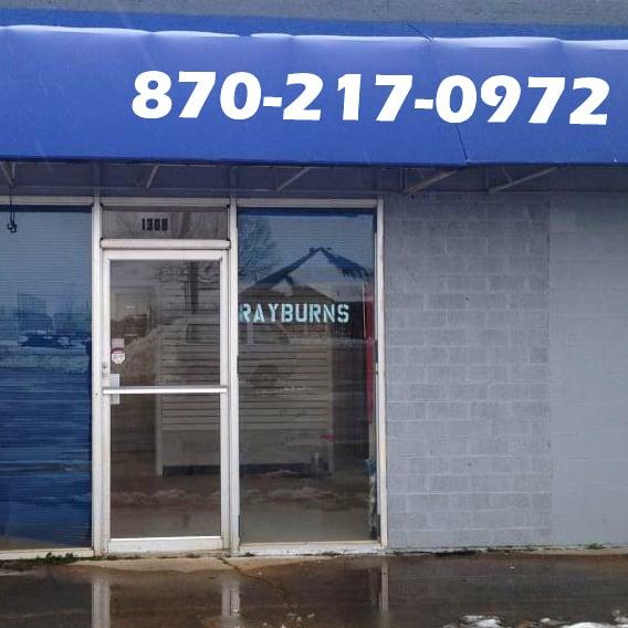 Rayburn's Garage: 1308 Hwy 367 N, Newport, AR