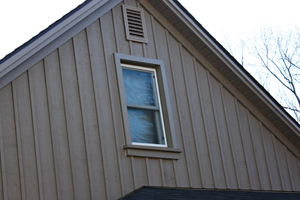 Board And Batten Prefinished Wood Siding Supplied By Cape