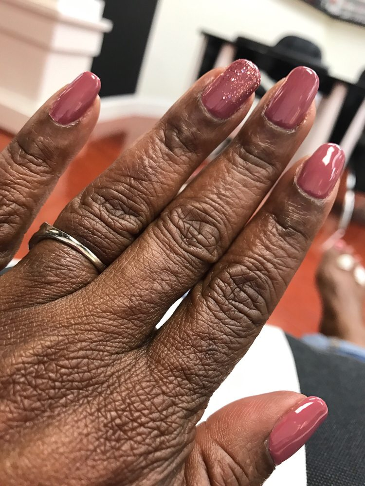 I just had the most relaxing Mani/Pedi with Mye and Kathy - Yelp