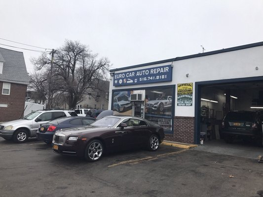 Euro Car 657 Willis Ave Williston Park Ny Auto Repair Mapquest