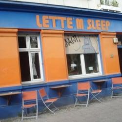 Lettem Sleep Hostel Berlin Hostel Jugendherberge Lettestr 7
