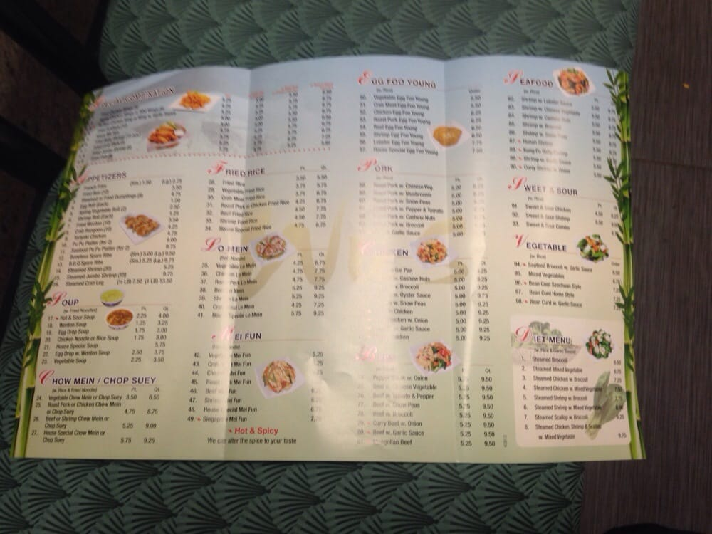Carolyn S Kitchen Menu Prices