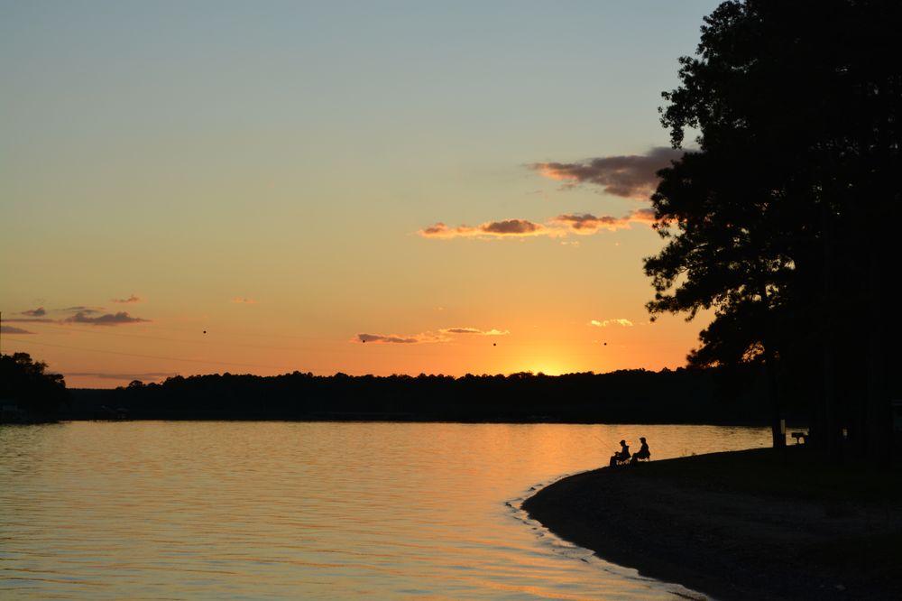 White Oak Creek Park Campground: 395 Hwy 95, Eufaula, AL