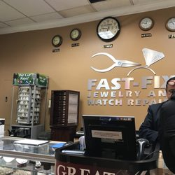 e2a34525142 Fast Fix Jewelry and Watch Repairs - 13 Photos   25 Reviews ...