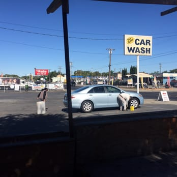 The Solar Car Wash Antioch Ca