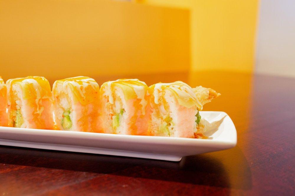 Mix-It Restaurant - Sushi Bar: 1678 Massachusetts Ave, Cambridge, MA