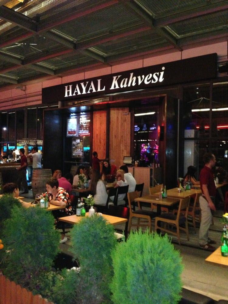 Hayal Kahvesi: Tepe Prime Eskişehir Devlet Yolu No: 266, Ankara, 06