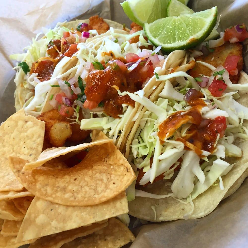 Campos tacos 35 photos 79 reviews mexican for California fish grill culver city ca