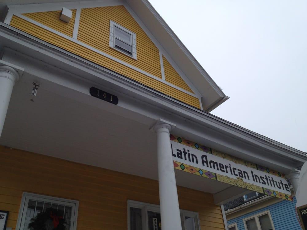 Latin American Institute: 115 Elmwood Ave, Buffalo, NY