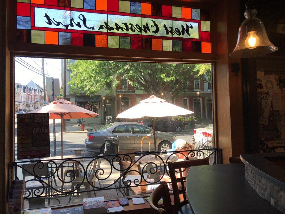 Social Spots from Chestnut Hill Cafe
