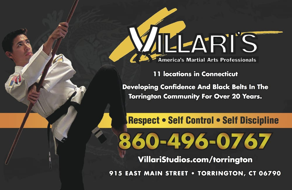 Villaris Martial Arts Centers: 915 E Main St, Torrington, CT