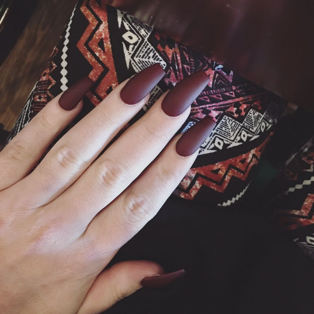 Done by Jason. OPI\'s \