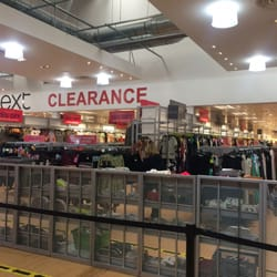 047f18013186b Next Clearance - Department Stores - 2 Forge Retail Park, Parkhead ...