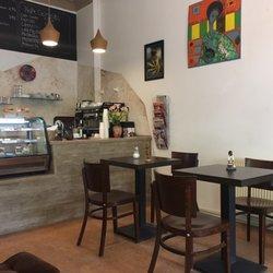 Cafe Mokannti äthiopisch Lettestr 9 Prenzlauer Berg Berlin