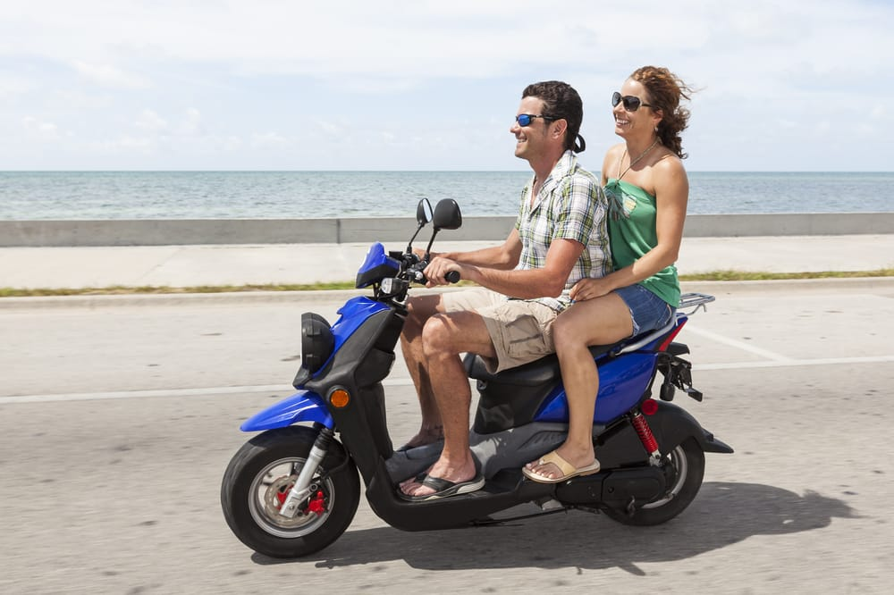 Pirate Scooter Rentals: 401 Southard St, Key West, FL