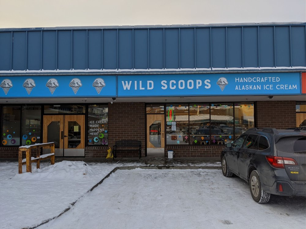 Social Spots from Wild Scoops