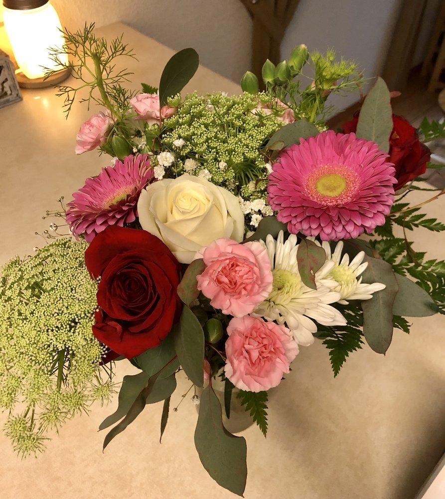 Garcia's Florist: 1741 Main St, Fortuna, CA