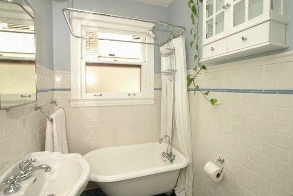 Vintage Bathroom Renovation With Claw Foot Tub Ann Sacks