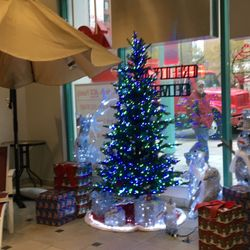 photo of gordons ace hardware chicago il united states christmas trees and