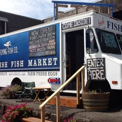 flying fish company - closed - seafood markets - 3838 sw moody ave, Fly Fishing Bait