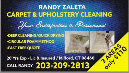 randy s carpet upholstery cleaning t pperensning milford ct usa telefonnummer yelp. Black Bedroom Furniture Sets. Home Design Ideas