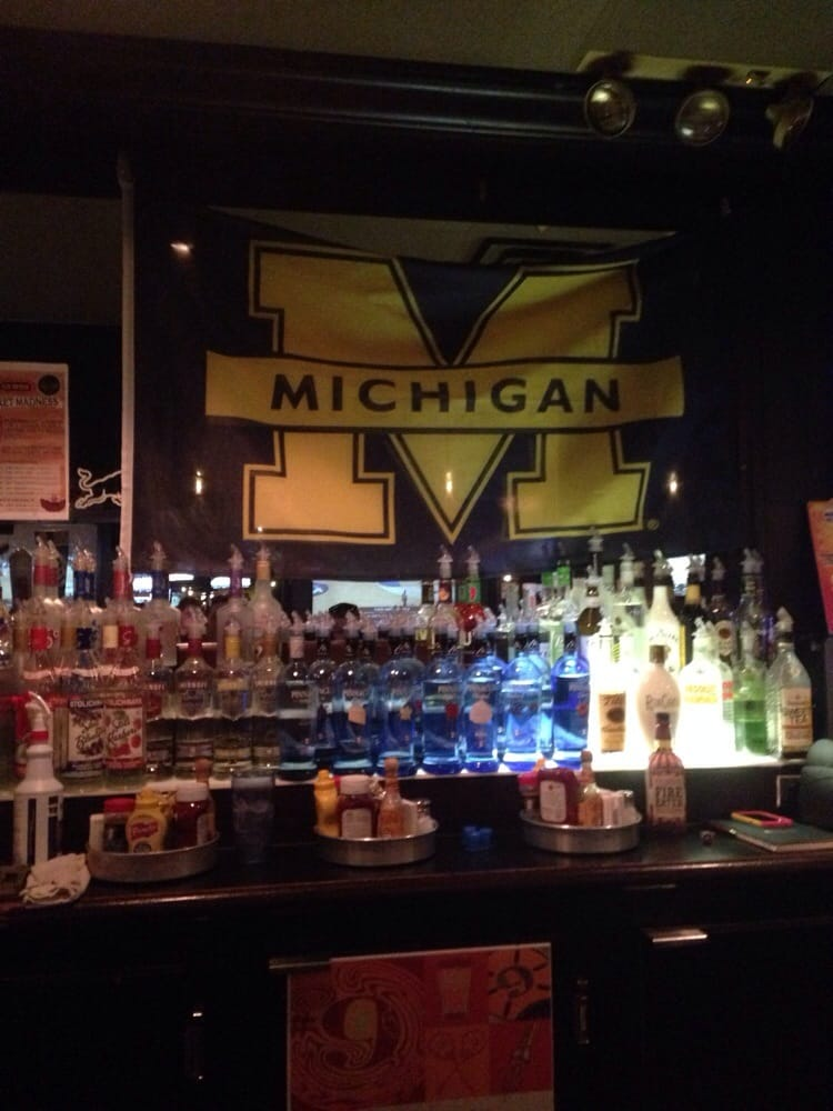 Hamlin Pub Drink Menu