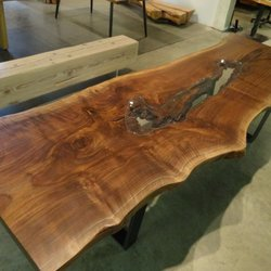 Photo Of Westcoast Wood Slabs   Vancouver, BC, Canada. Custom Dining Tables