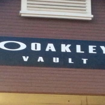 Photo of Oakley Vault - Vacaville, CA, United States. Store sign