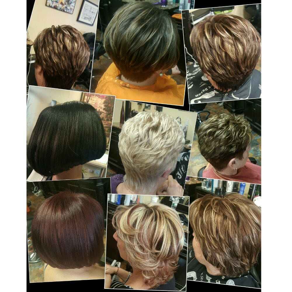 Jennys dimension beauty salon 25 photos hairdressers for About you salon bayonne nj