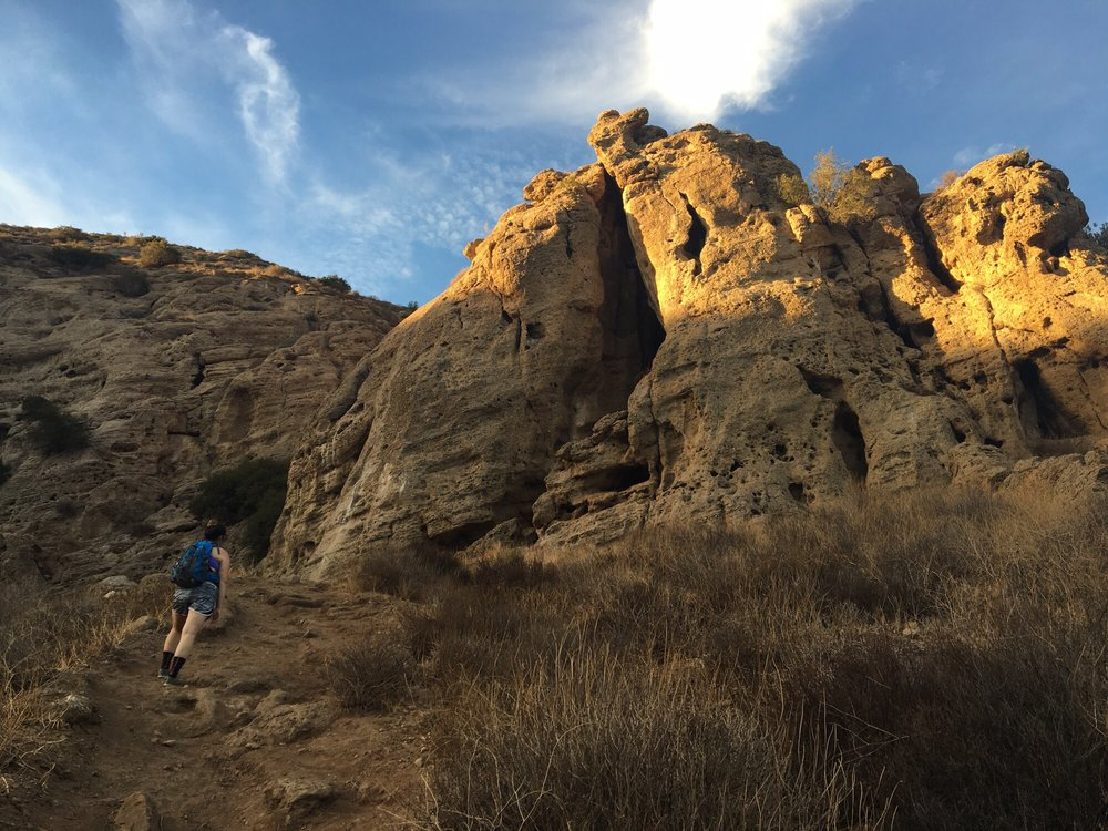 Cave of Munits: 24501 W Vanowen St, West Hills, CA