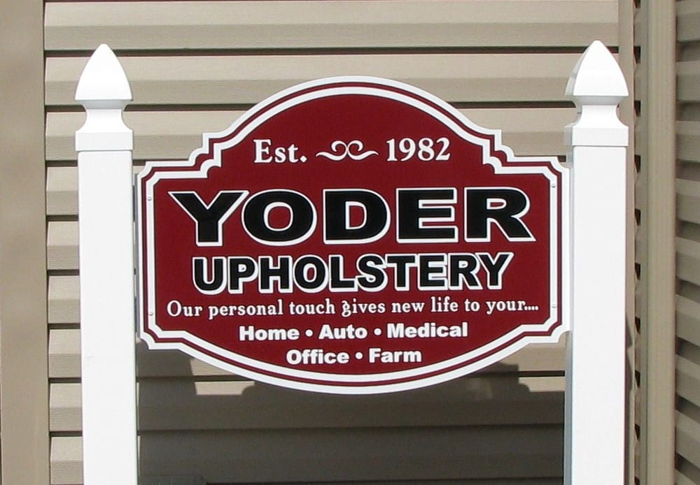 Yoder Upholstery   Furniture Reupholstery   6 W Ave E, South Hutchinson, KS    Phone Number   Yelp