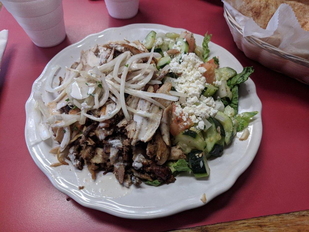 Falafel Place: 1 Main St, Somerville, MA