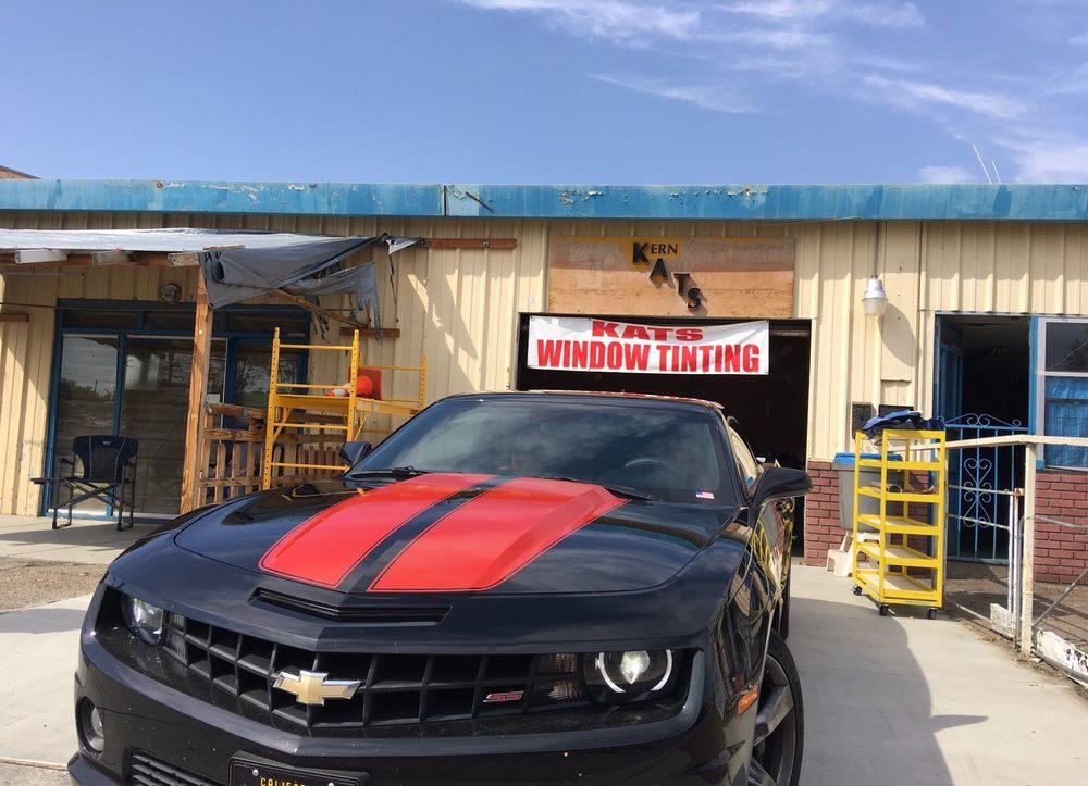 Kat's Auto Tinting: 718 E California Ave, Bakersfield, CA