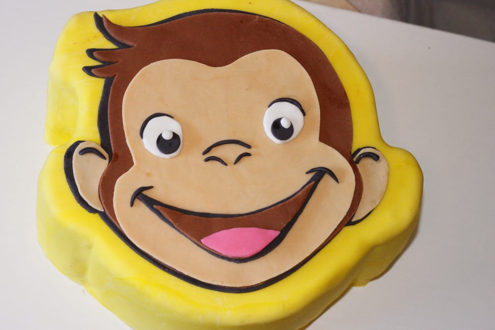 Curious George Birthday Cake Yelp