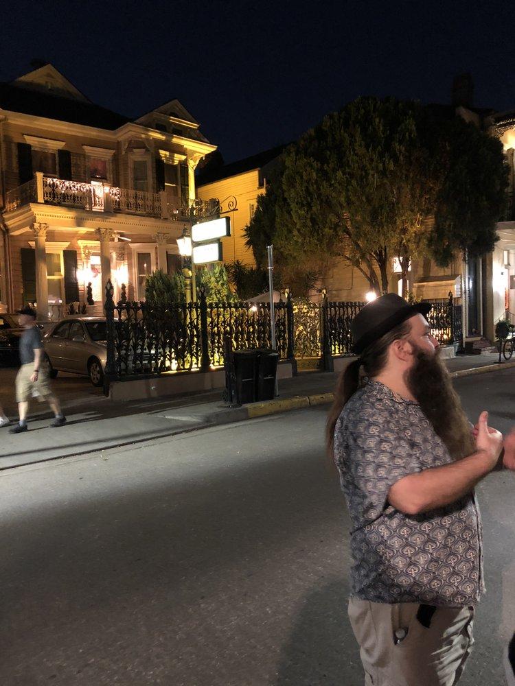 Lord Chaz Tours: French Quarter, LA