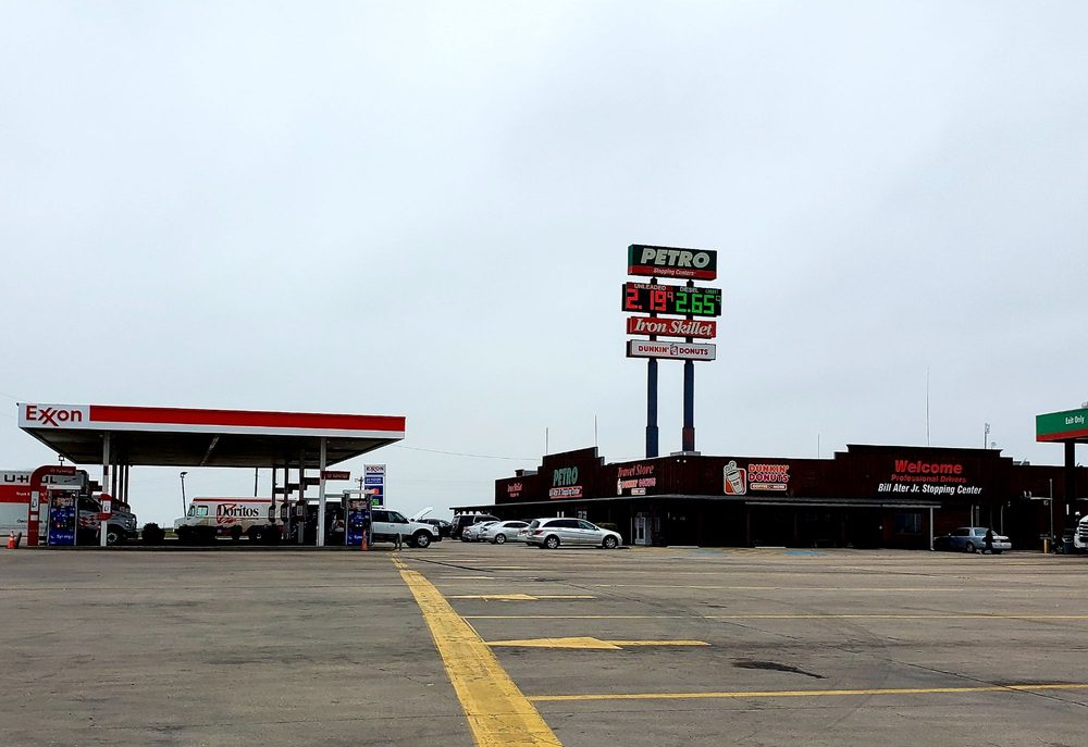 Photo of Petro Stopping Center: Carl's Corner, TX