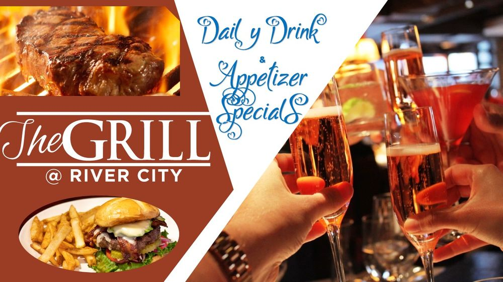 The Grill at River City: 1116 W Main St, Sterling, CO
