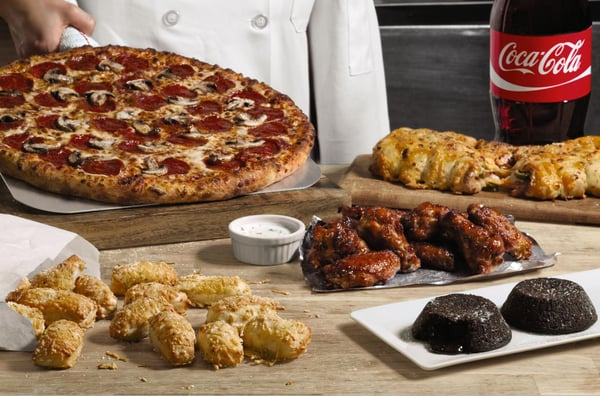 Domino's Pizza - 3843 Rochester Rd, Troy, MI - 2019 All You
