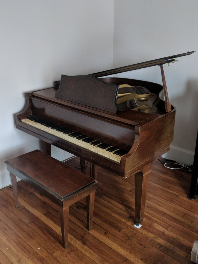 Duffy Piano Movers: 1206 Amosland Rd, Prospect Park, PA