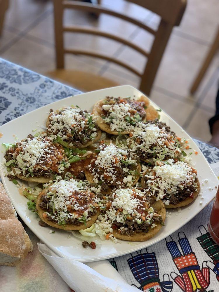 Food from El Chapin