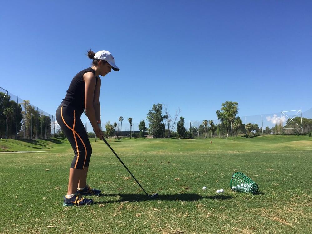 Dell Urich at Randolph Golf Course